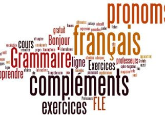 les pronoms complements en francais