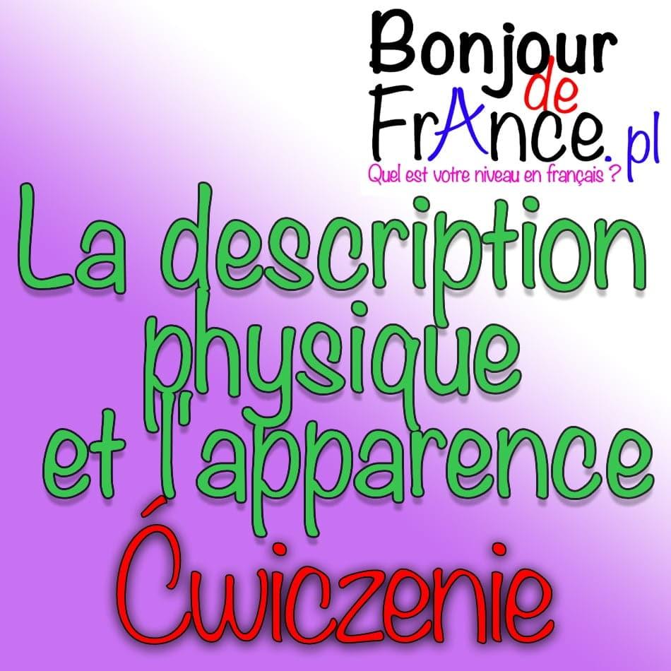 description phisique