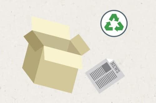 H1 recyclepapier
