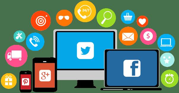Social Media compressed