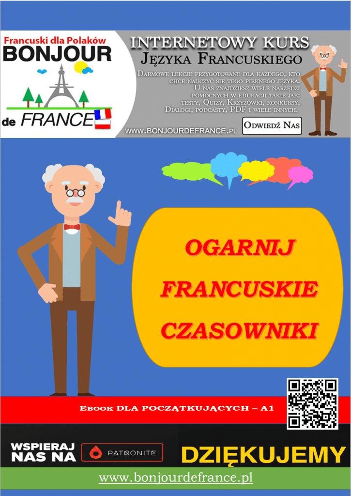 Francuskie czasowniki ebook