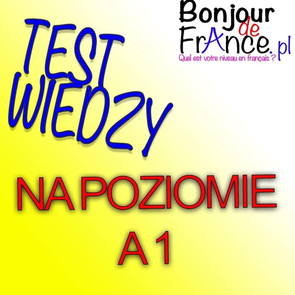 TEST A1 1