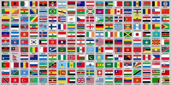 Vous venez de quel pays ?