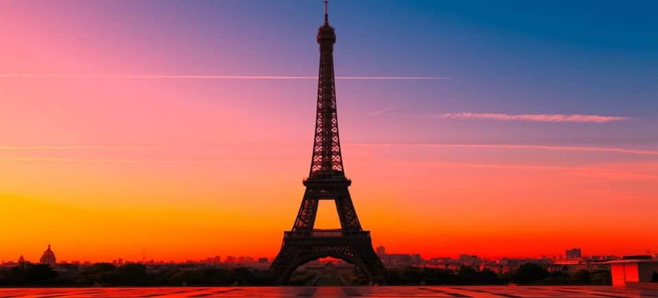 10 atrakcji, które warto zobaczyć w Paryżu