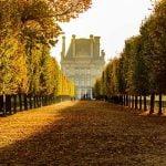 Jesień w Paryżu 2021